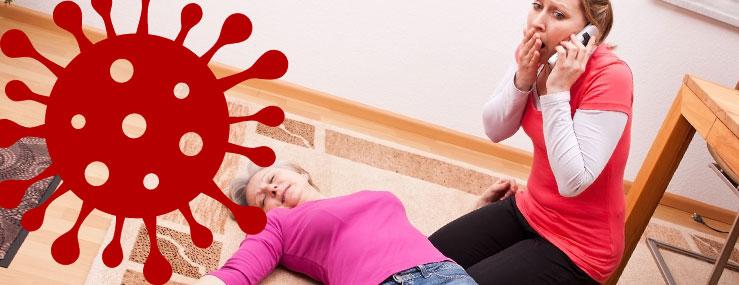 Førstehjælp og coronavirus